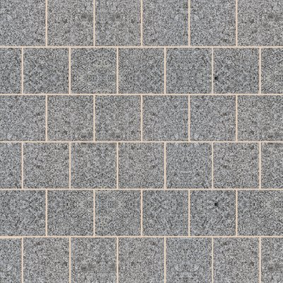 Moon Grey Sawn & Flamed Natural Granite Paving (600x600 Packs)