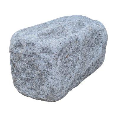 Dark Grey Sawn, Riven & Tumbled Natural Granite Walling (200x100 Packs)