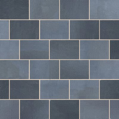 Kota Black Sawn Natural Limestone Paving (900x600 Packs)