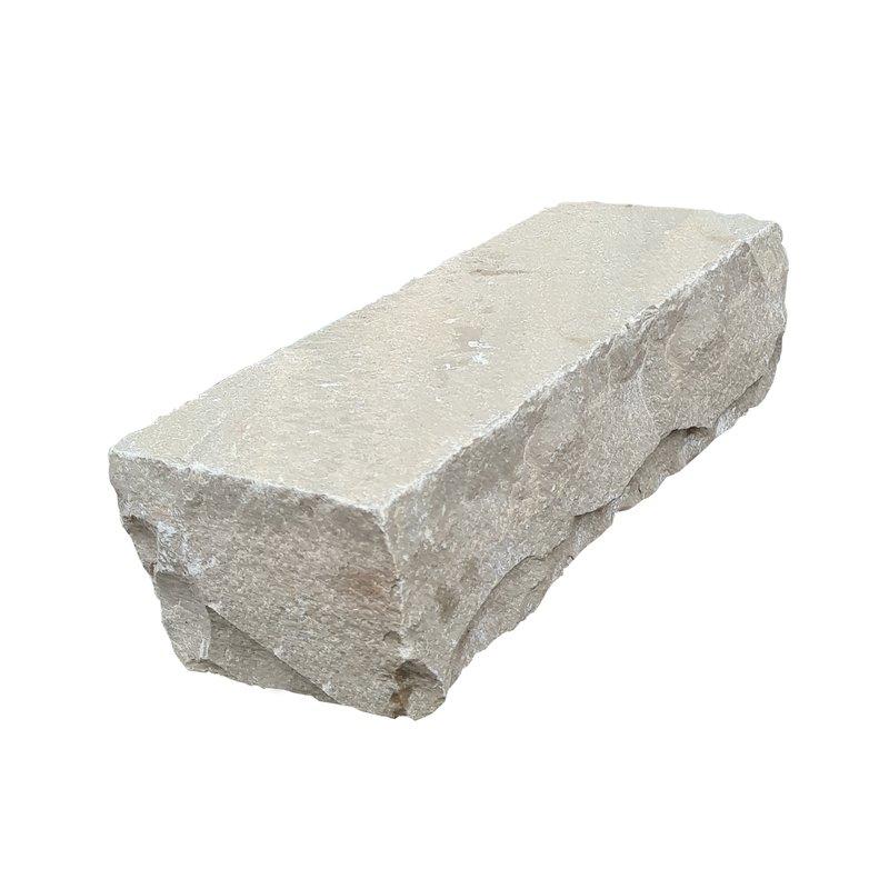 Raj Green Hand Cut Natural Sandstone Walling (275x100 Packs) - Raj Blend