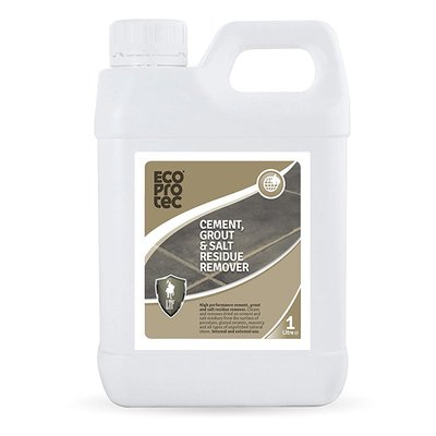 LTP Ecoprotec Cement, Grout & Salt Residue Remover - 1L
