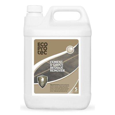 LTP Ecoprotec Cement, Grout & Salt Residue Remover - 5L