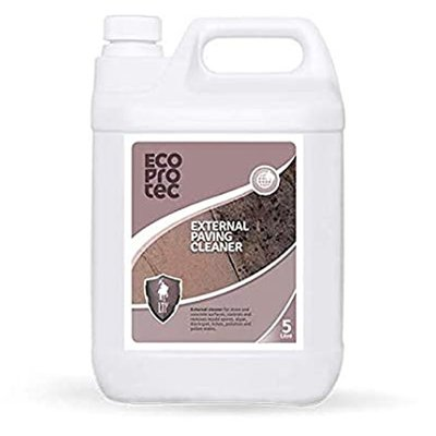 LTP Ecoprotec External Paving Cleaner - 5L