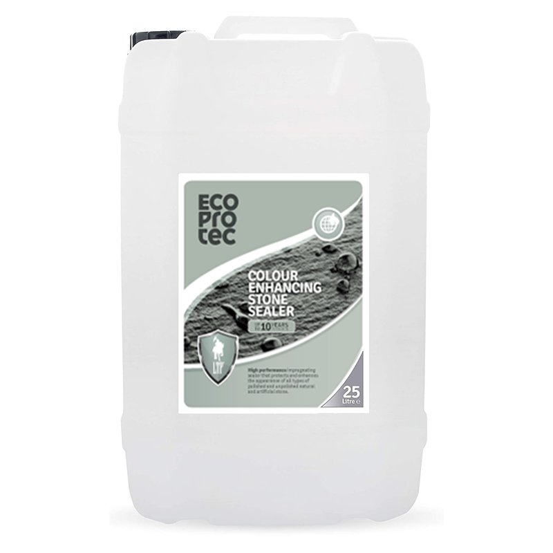 LTP Ecoprotec Colour Enhancing Stone Sealer - 25L - Clear