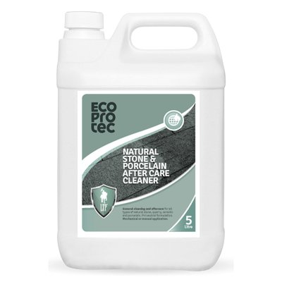 LTP Ecoprotec Natural Stone & Polished Aftercare Cleaner - 5L