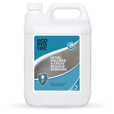 LTP Ecoprotec Resin, Polymer & Epoxy Residue Remover - 5L
