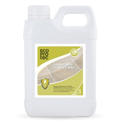 LTP Ecoprotec Satin Finish Surface Wax - 1L