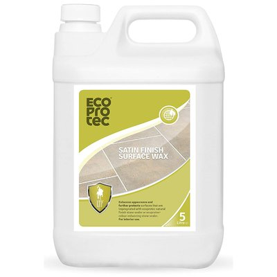 LTP Ecoprotec Satin Finish Surface Wax - 5L