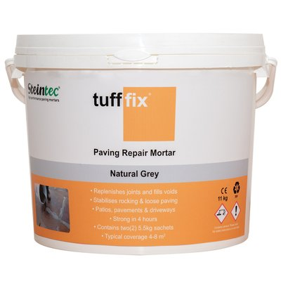 Steintec Tuffix Paving Repair Mortar - 11KG