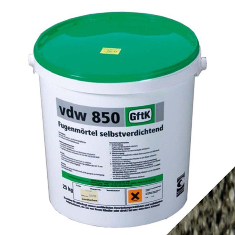 GFTK VDW 850 Plus Epoxy Paving Grout - 25KG - Basalto