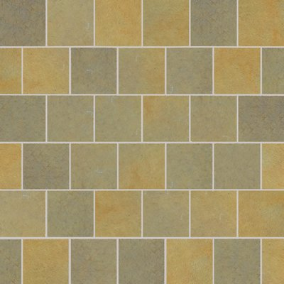 Kota Yellow Tumbled Natural Limestone Paving (560x560 Packs)
