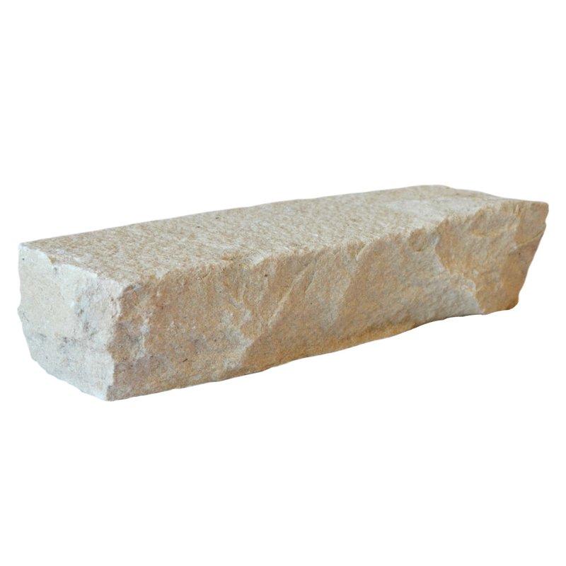 Mint Fossil Hand Cut Natural Sandstone Walling (325x100 Packs) - Mint Fossil