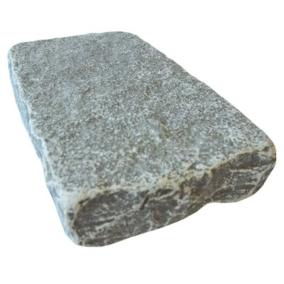 Graphite Cropped Natural Limestone Block Paving (150x250 Size)