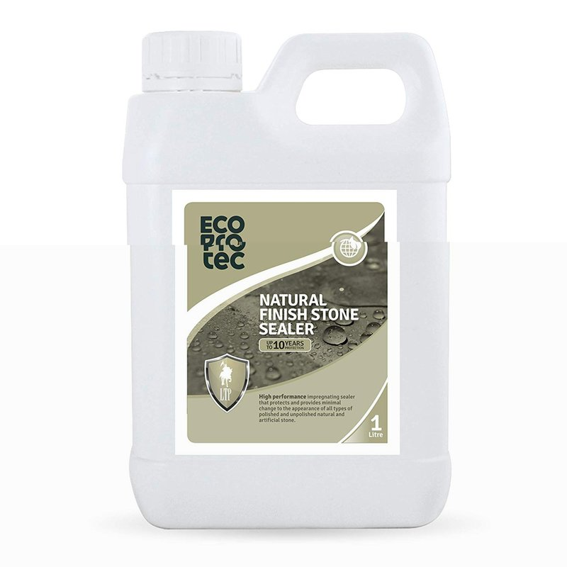 LTP Ecoprotec Natural Finish Stone Sealer - 1L - Clear