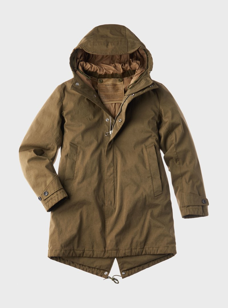 CORE DOWN PARKA