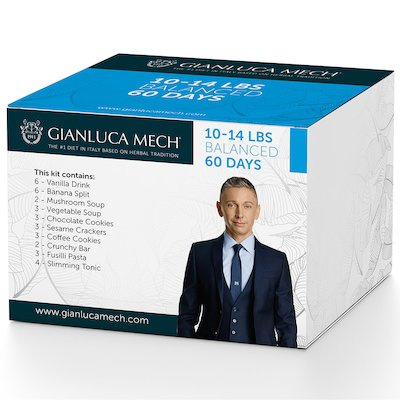10-14 LBS KIT BALANCED 60 DAYS
