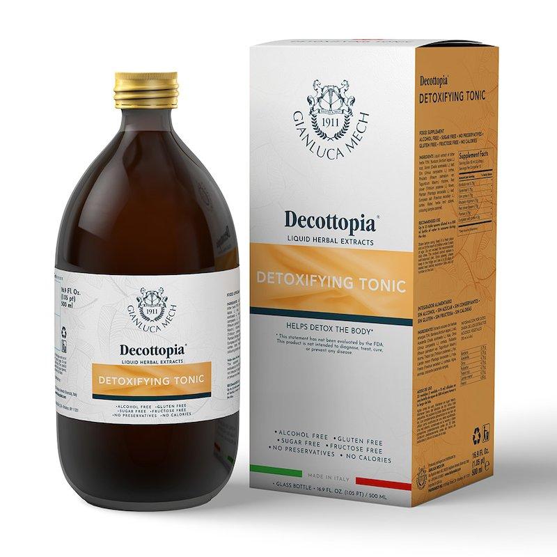 Detoxifying tonic (GF)