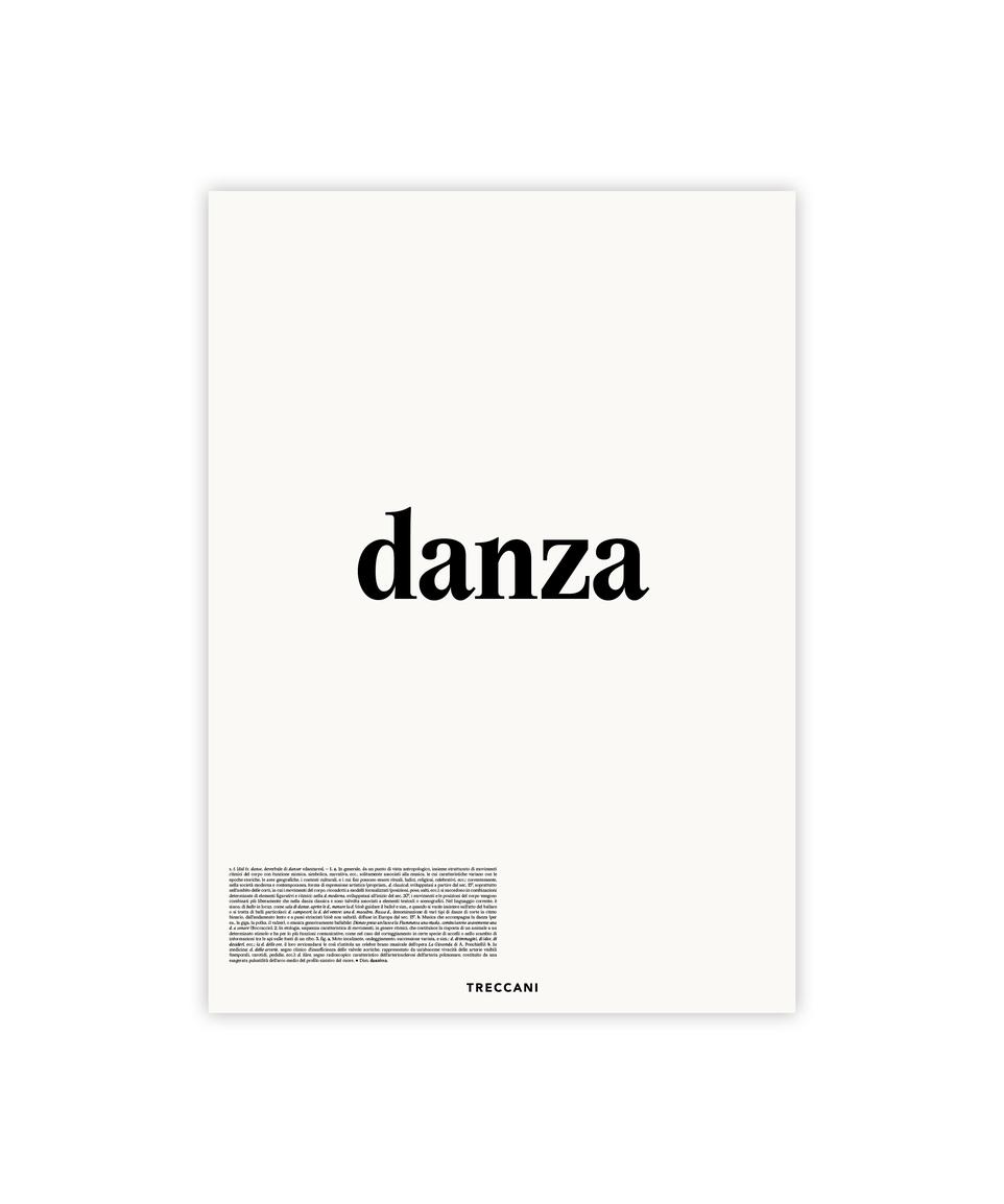 Poster Danza