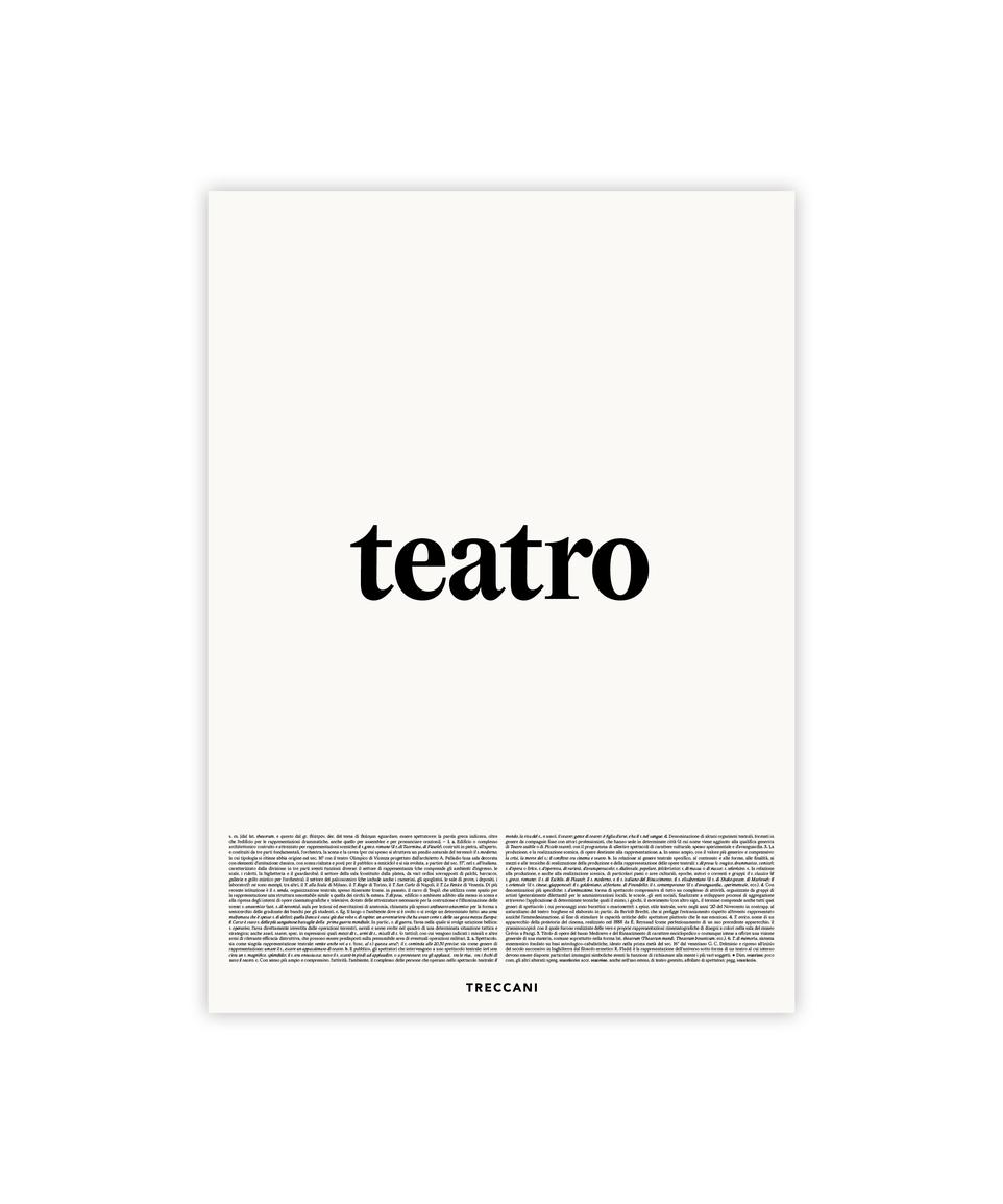 Poster Teatro