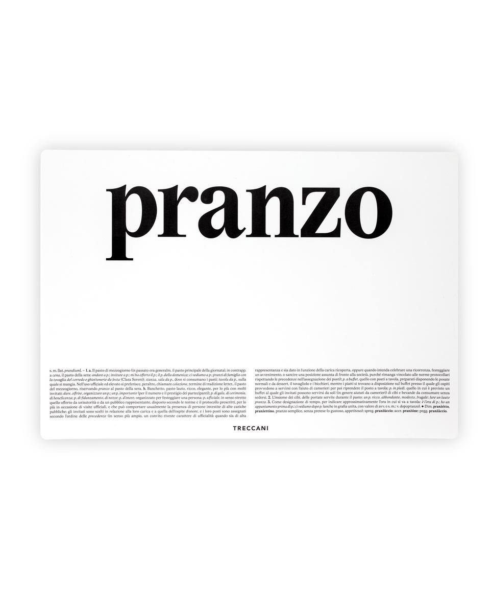 Tovaglietta Pranzo