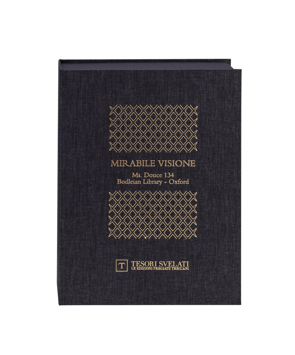 Il manoscritto Douce 134. Mirabile visione