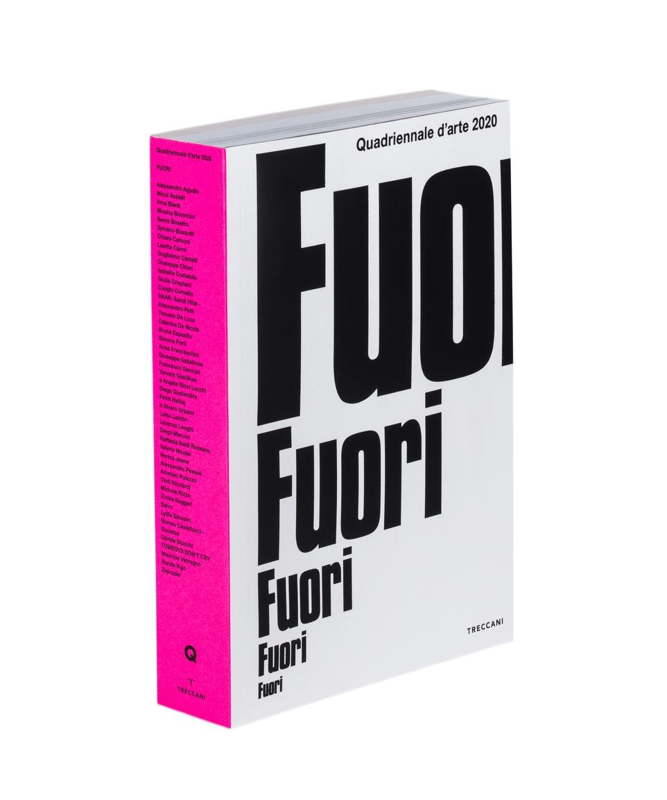 FUORI, Quadriennale d'arte 2020