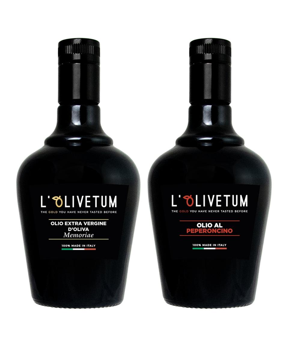 Extra virgin olive oil - Memoriae & Chili oil (500ml)
