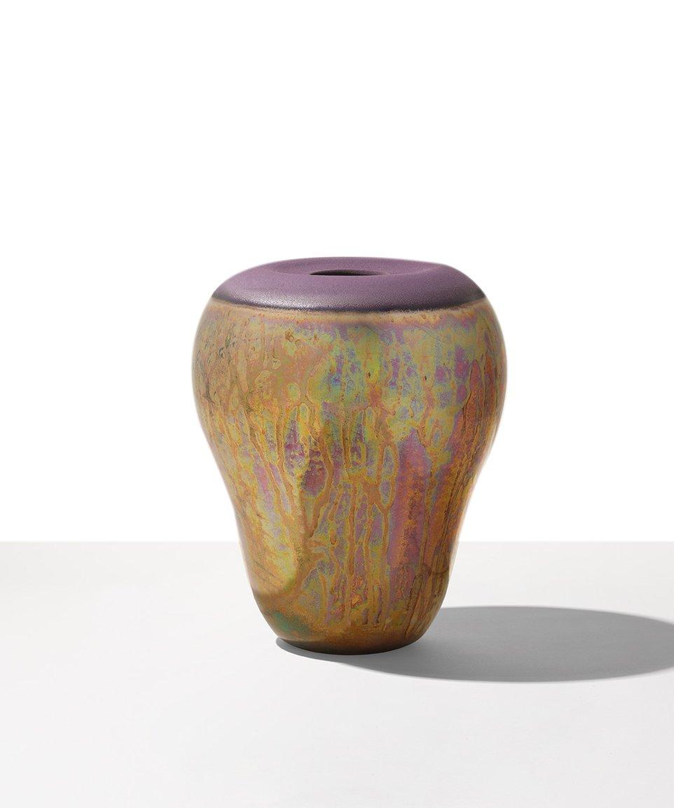 Vase Sunset