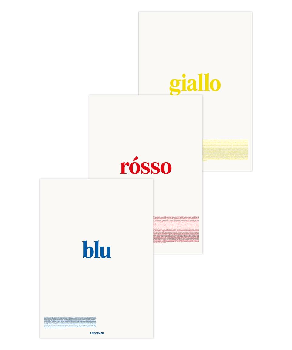Set Colors Poster