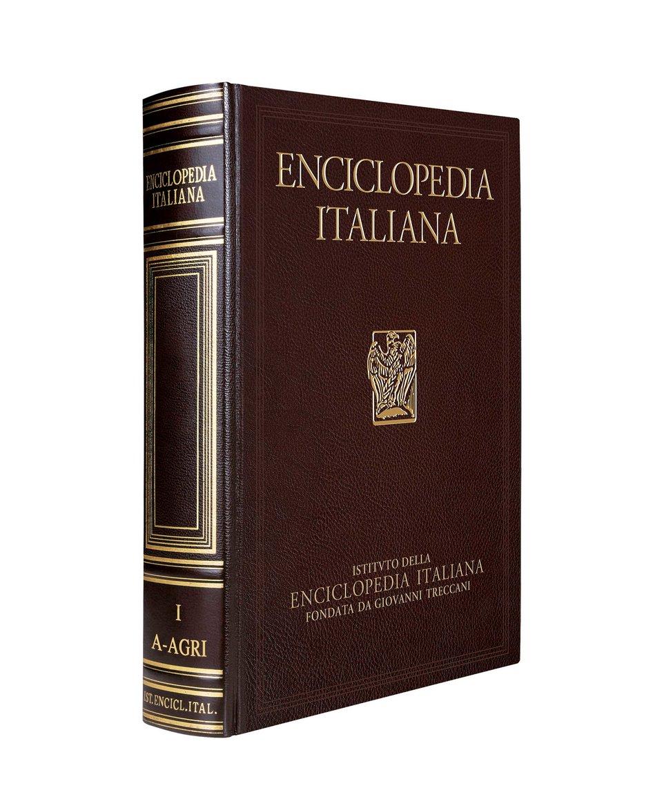 Enciclopedia Italiana - 58 Volumes (Luxury)