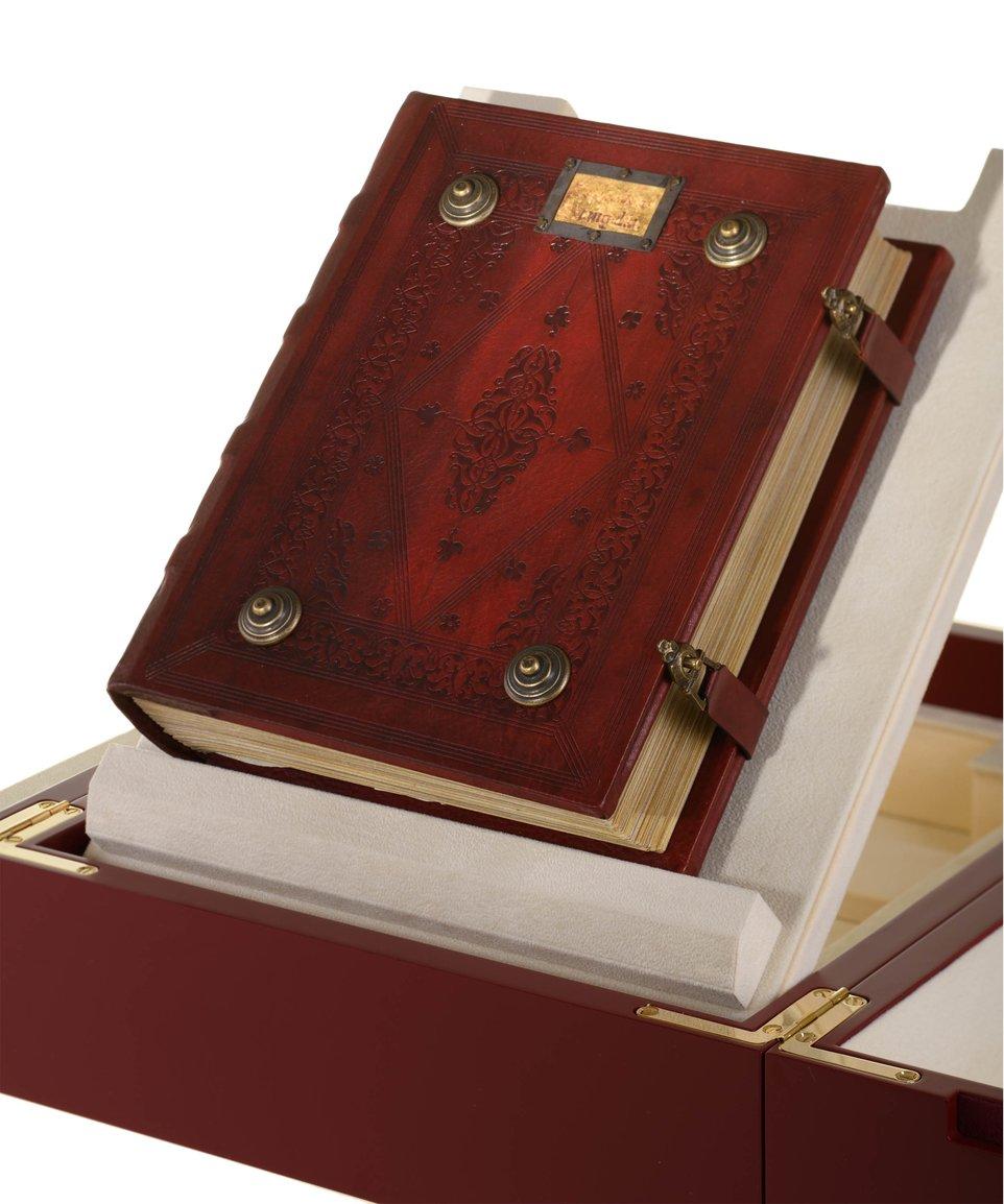 The Laurentian Pluteus manuscript 6.23. The illustrated Gospels