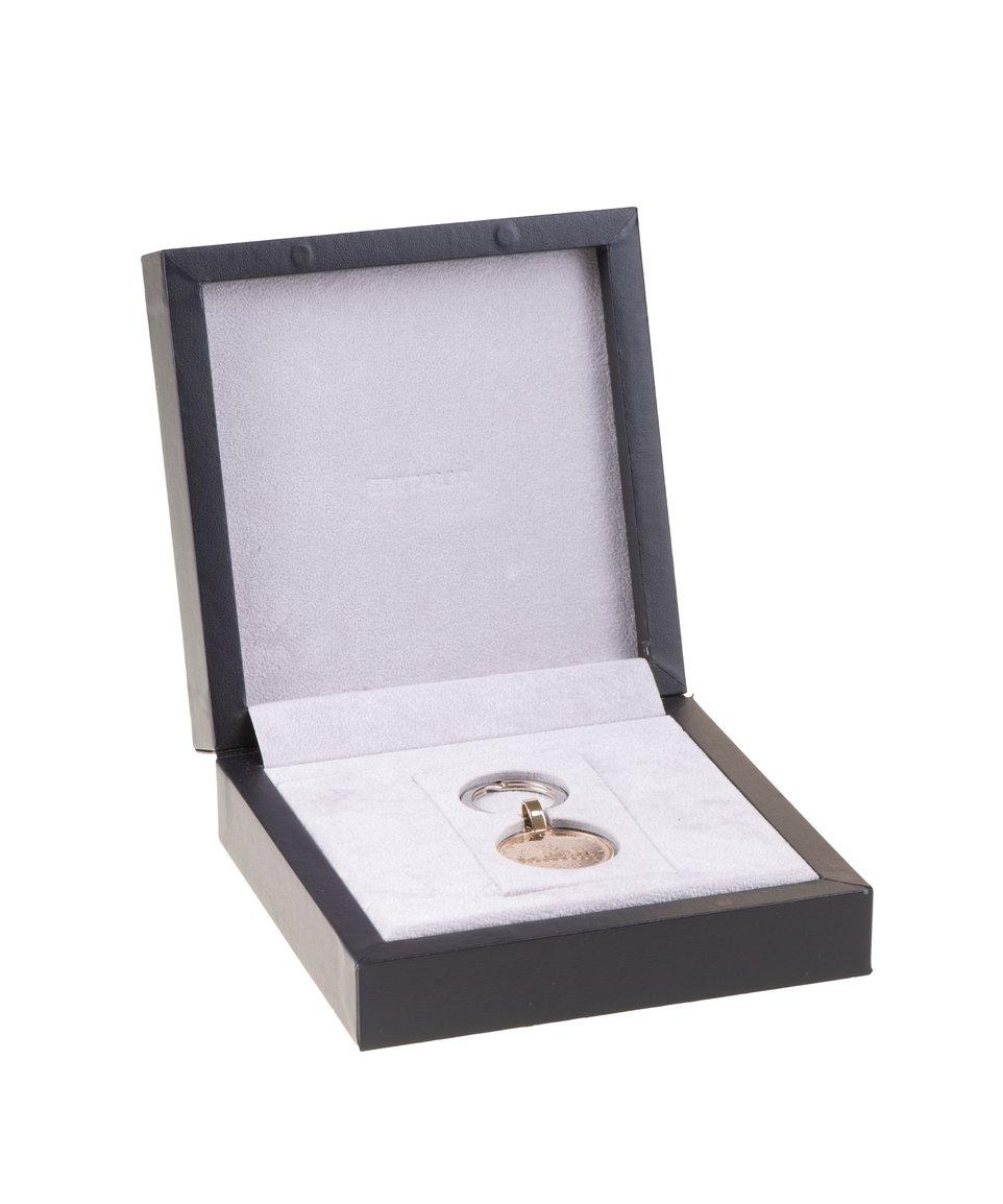 Lira L. key ring