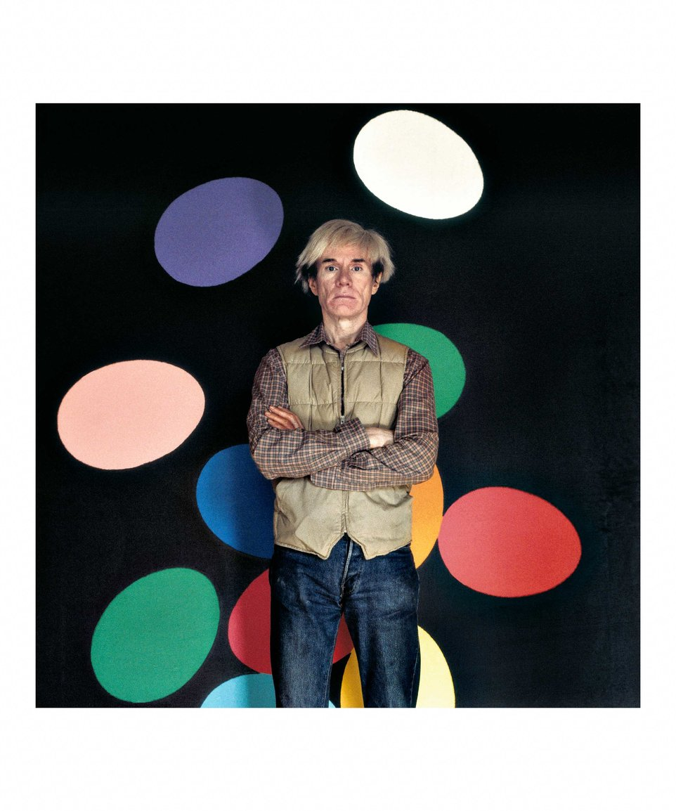 Andy Warhol - The Factory 1986-2019, Aurelio Amendola