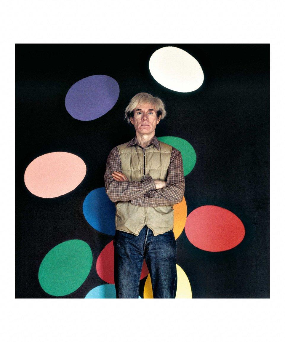Andy Warhol - The Factory 1986-2019, Aurelio Amendola