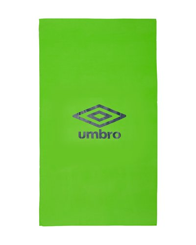 Microfiber beach towel - Lime Green