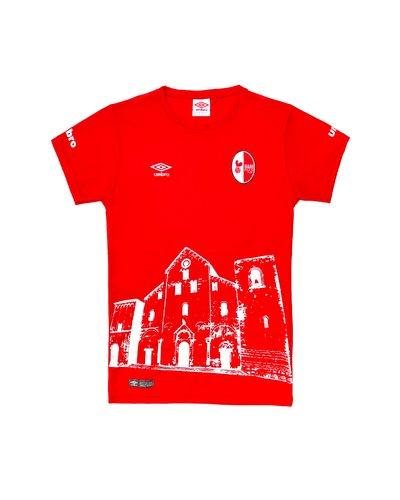T-shirt Umbro x SSC Bari Tutti in gioco con doppia stampa