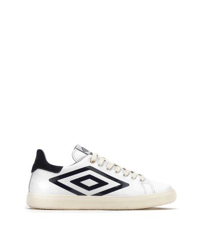 Classic Italian leather sneakers - White