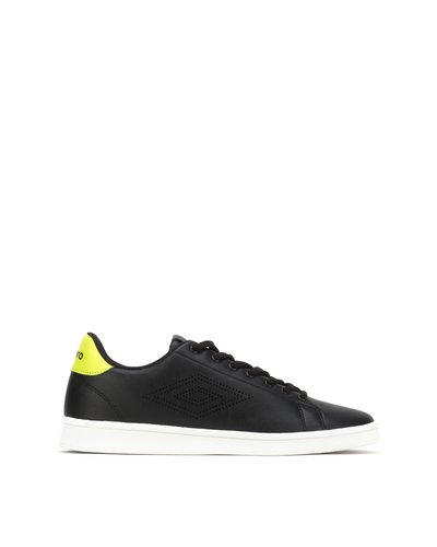 Challenge lace-up sneakers - Black