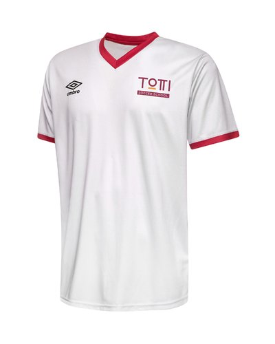 Maglia gara Umbro x Totti Soccer School 2021-22