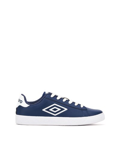 Bristol – Synthetic leather low sneakers