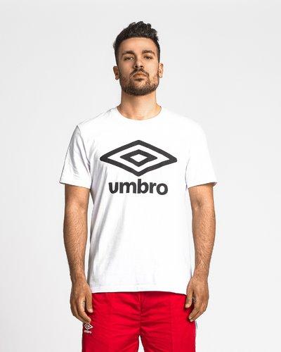 T-shirt con logo in cotone