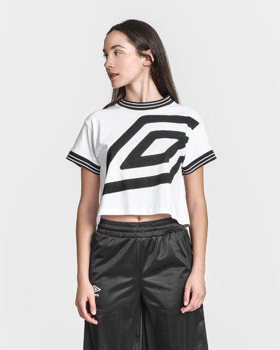 T-shirt corta in cotone