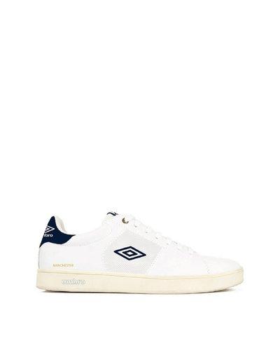 Manchester UK - Sneaker stringata classica con logo