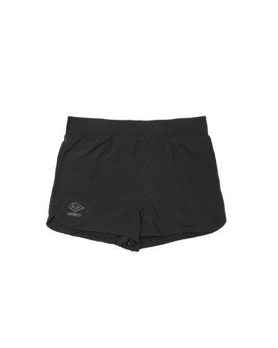 High-waisted training shorts