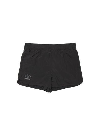 High-waisted training shorts