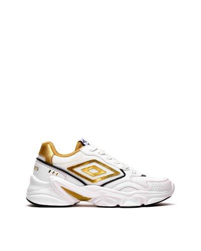 Hi-Bounce W – Sneakers chunky da donna con design a pannelli