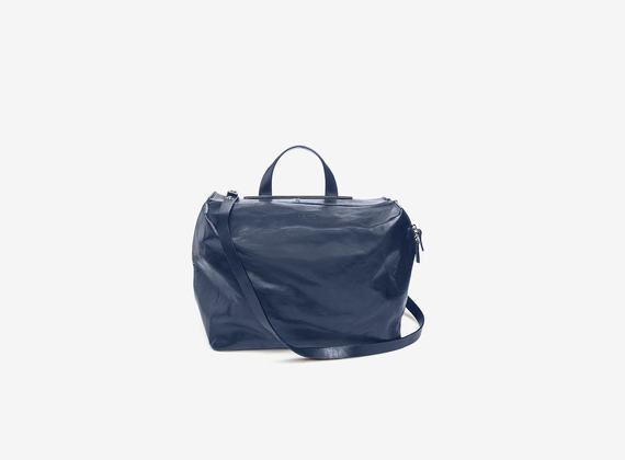 Blue Kubo shoulder bag