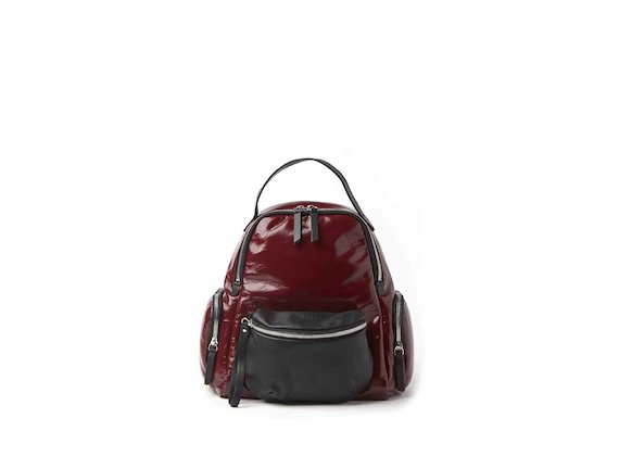 Asia<br />backpack with removable bumbag