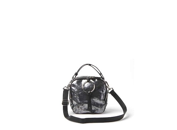 Clarissa<br />mini bag con anello