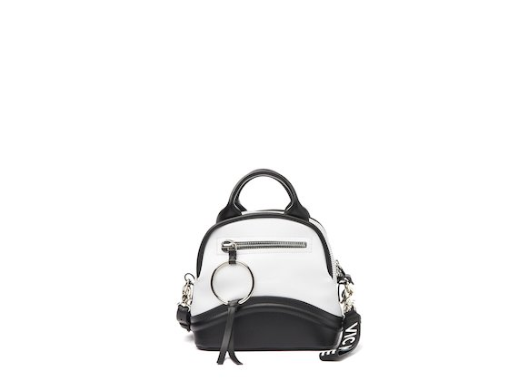 Franzisca<br />Mini-bag a blocchi di colore